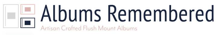 Albums Remembered Logo