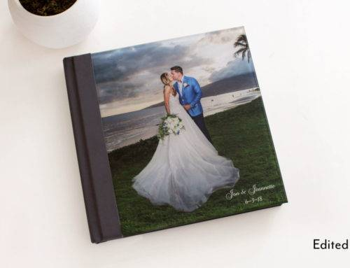 Featured wedding photo album of the week: Jeannette and Jon