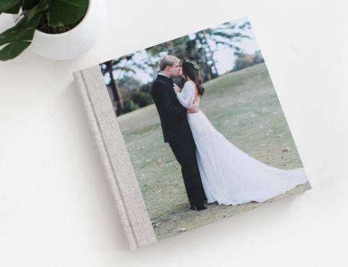 Featured wedding photo album of the week: Alex and Mason
